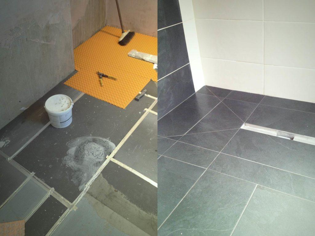 Wet Room & Shower Tiling | Matts Tiling & Plastering